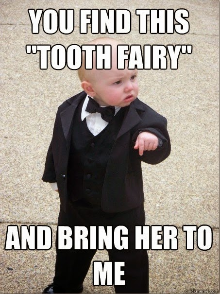 Dr Hopkins General Dentistry Dunedin Finds Tooth Fairy