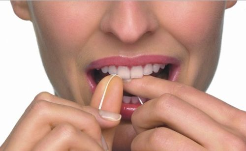 Hopkins Dentistry Keep Flossing