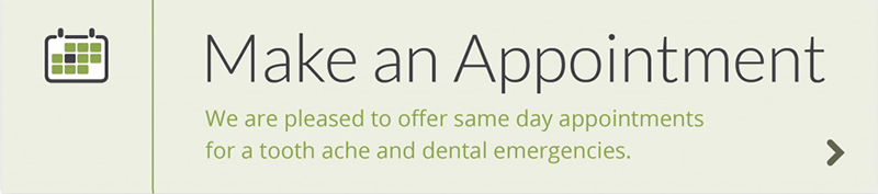Hopkins General Dentistry offers same day appointments for tooth aches and dental emergencies